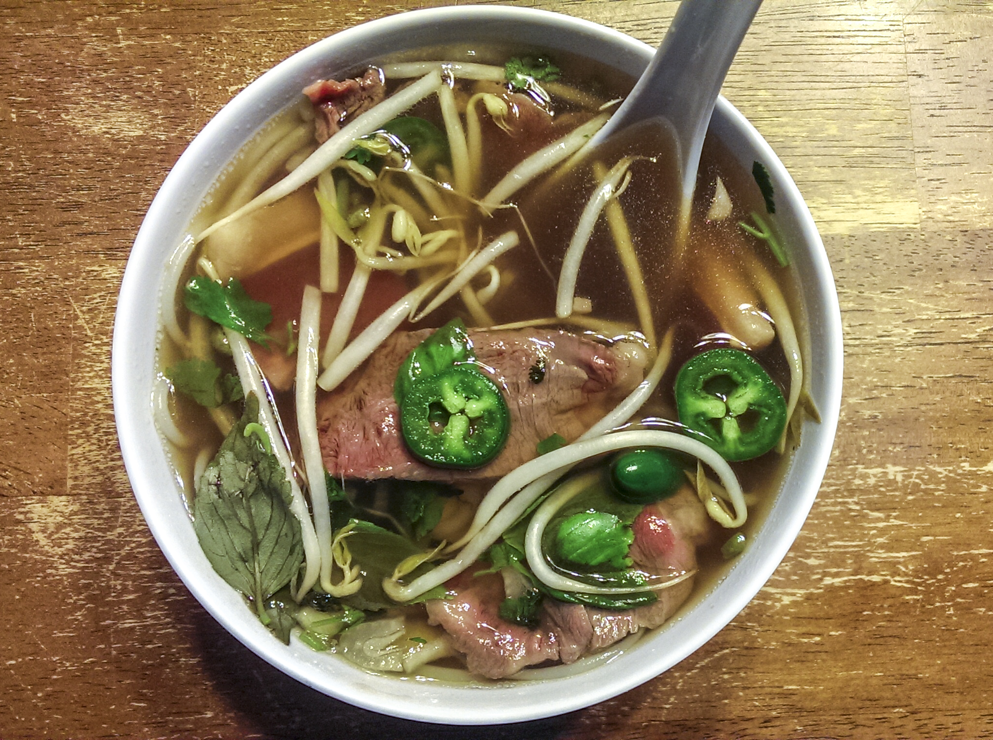 Vietnamese Beef Pho Noodle Soup - Ryan's Recipes